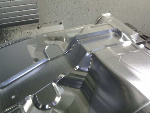 Aluminium toolmaking